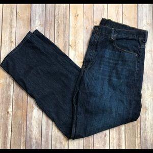 Levi Blue Jeans W 38-L 34